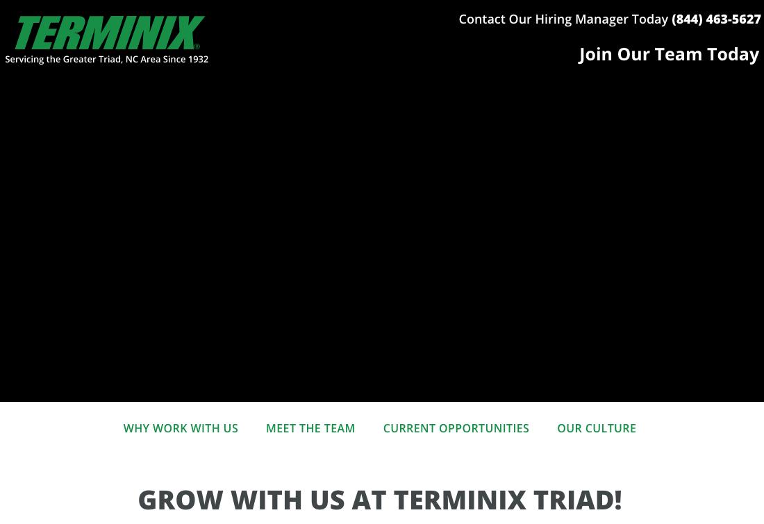 Terminix  Triad